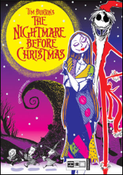 Cover: The Nightmare before Christmas